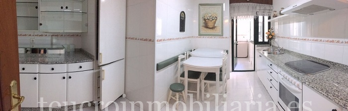 Excelente vivienda situada en Eduardo Pondal de 4 dormitorios