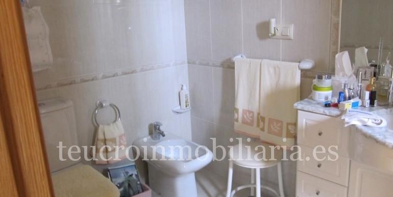 Baño habitación de matrimonio 3