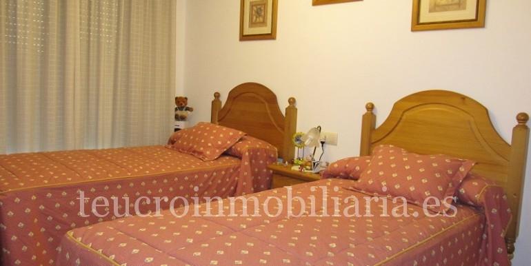 Habitación camas gemelas 3