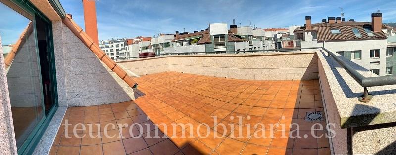 Ático en curtidoira en Pontevedra