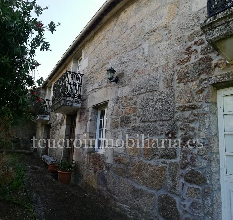 Casa rural en Portas
