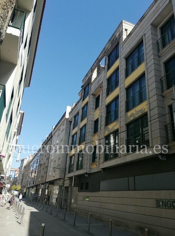 apartamento rúa Santa Clara.
