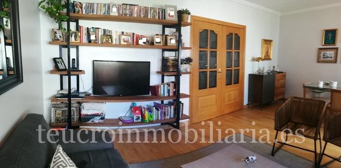 Precioso piso reformado en Rosalía de Castro