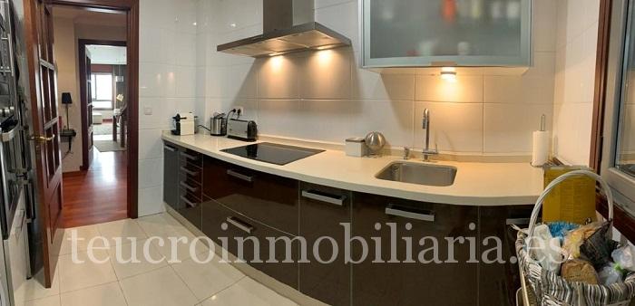 Bonito piso de reciente construcción en Gorgullón- Pontevedra