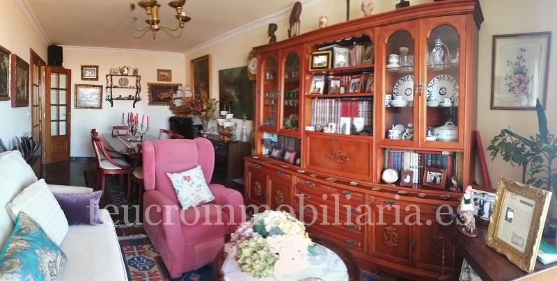 Bonito piso ubicado en plena C/ Echegaray en Pontevedra
