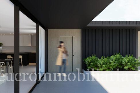 Exterior entrada